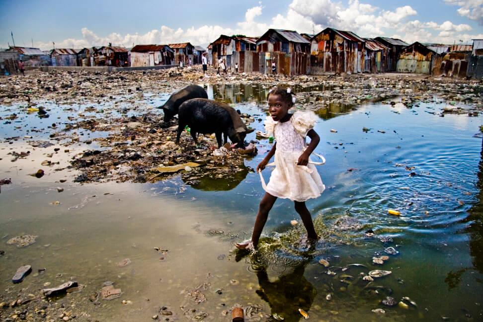 An idea of how to end malaria in Haiti